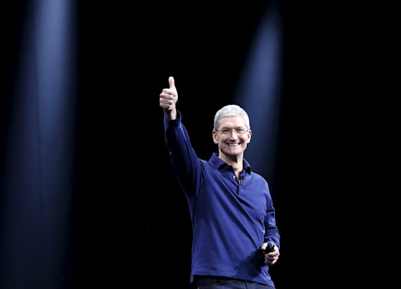 Tim Cook recommends this book to every new hire