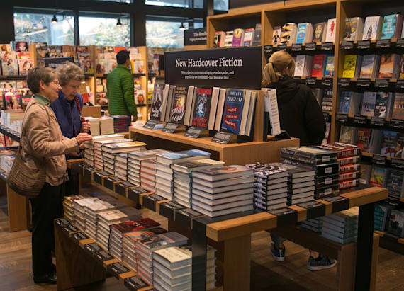 The best selling books on Amazon of 2016 so far