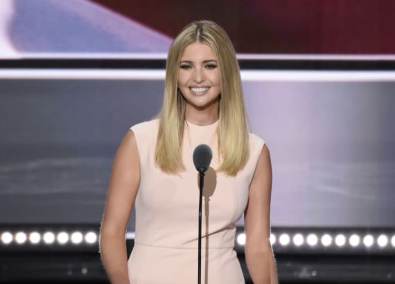 Ivanka Trump's RNC dress isn't available yet