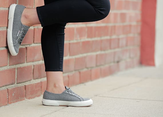 Chic wool Supergas, exclusively here