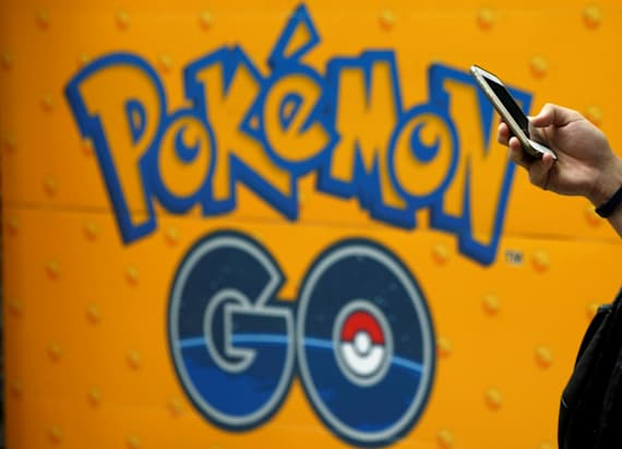 Pokémon Go and yogurt? Big brands join the craze