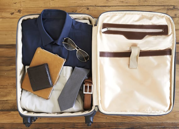 You can pack for 2 weeks in a single carry-on