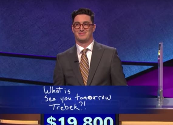 This 'Jeopardy' champ is controversial