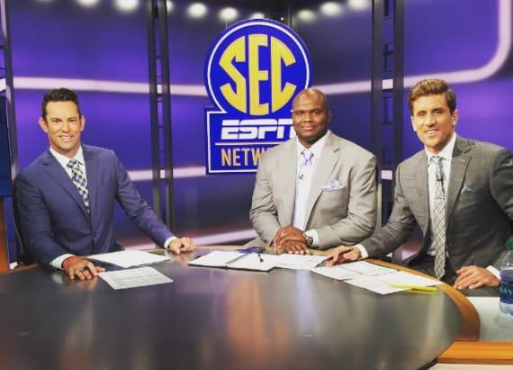 Jordan Rodgers makes ESPN debut