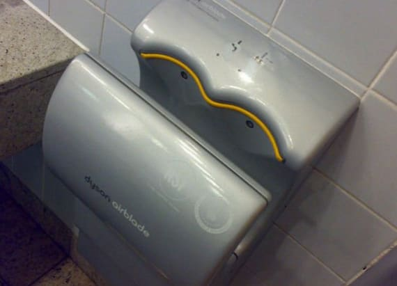 Reason you may want to avoid high-speed hand dryers