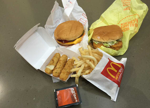 5 changes McDonald's is making to its food