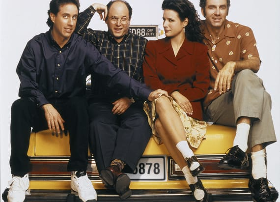 Man faces jail time for 'Seinfeld'-inspired scheme
