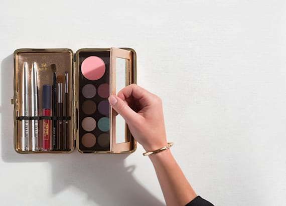 The pro's secret to organized makeup