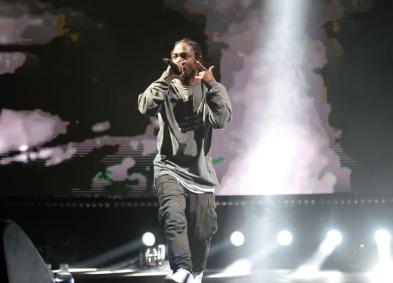 Kendrick Lamar dominates lineup at 2016 FYF Fest