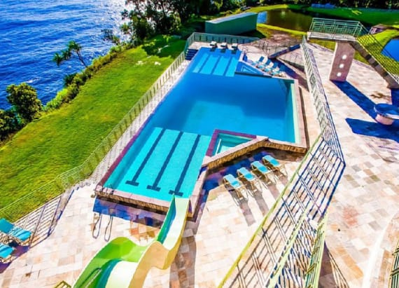 The outrageous estate Bieber rented on in Hawaii