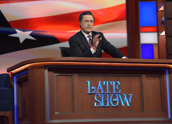 CBS lawyers were told to stop Stephen Colbert