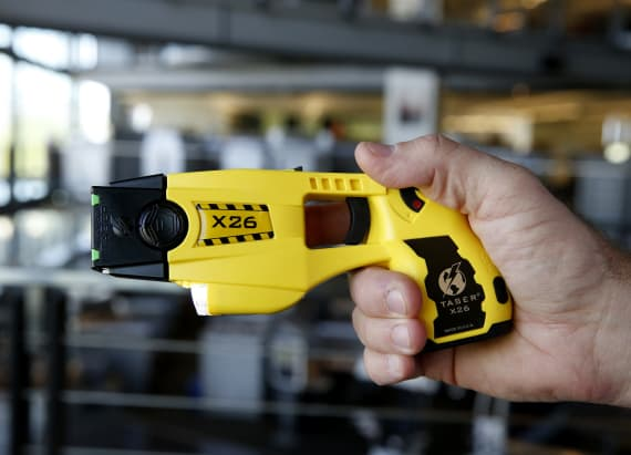 Stun guns used more on minorities