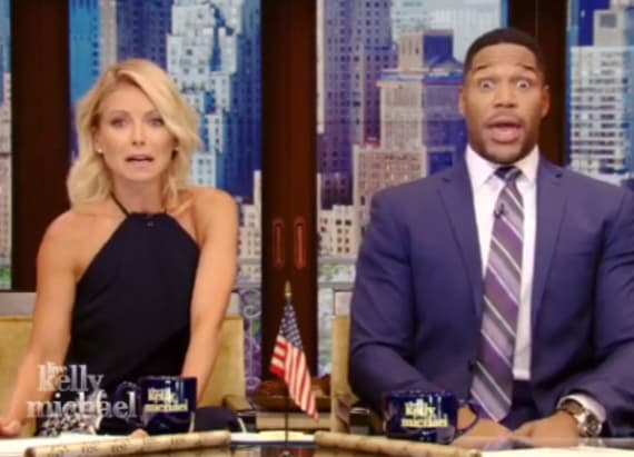 Kelly Ripa on first week back: 'We got through it'