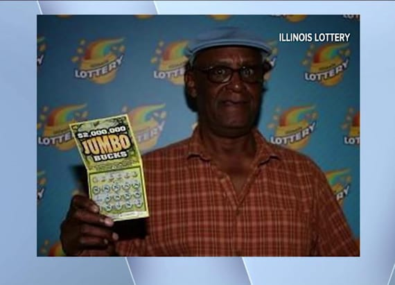 Retired bus driver wins lottery while riding bus