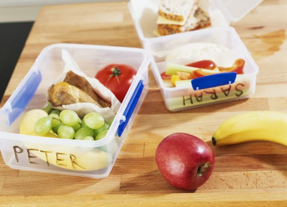 Cheap, easy school lunches that go way beyond PB&J