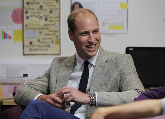 Prince William: 'I still miss my mother every day'