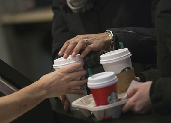 Employee may have leaked Starbucks' holiday cups