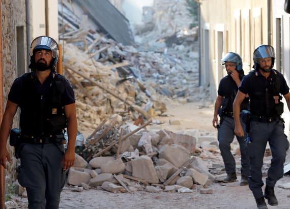 More bodies located beneath rubble in Italy quake