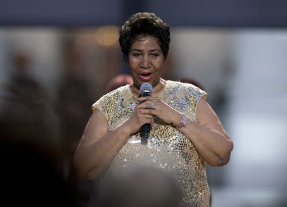 Aretha Franklin cancels show due to health concerns