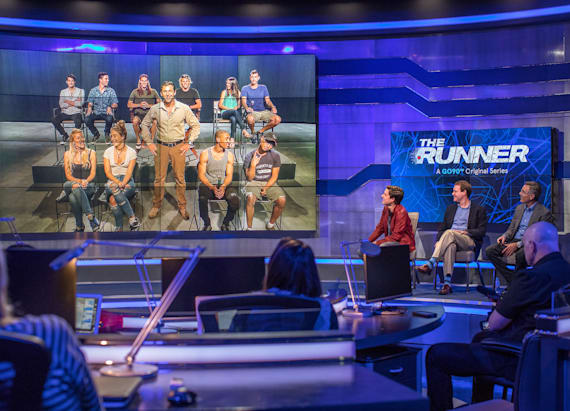 'The Runner' recap: Day 27