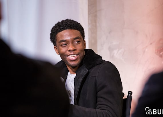 Chadwick Boseman on the future of 'Black Panther'