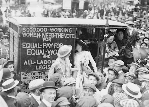 A brief history on the waves of feminism