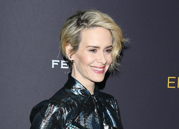 Sarah Paulson joins new Ryan Murphy FX series 'Feud'