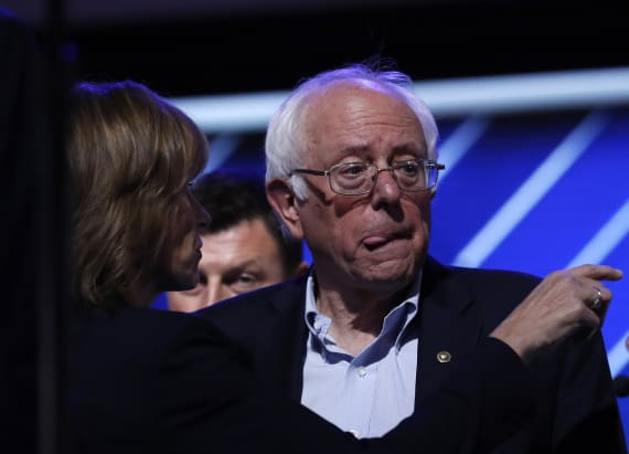DNC issues apology to Sanders over email expose