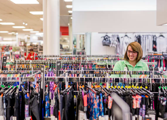 Why people aren't shopping for clothes in stores