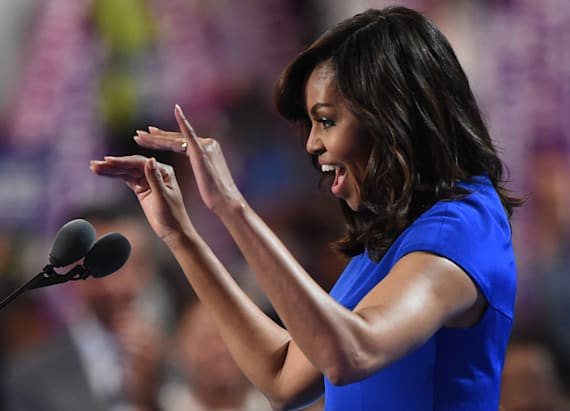 Woman is fired for racist tweet about Michelle Obama