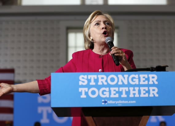 Paper: Clinton should cut ties with foundation