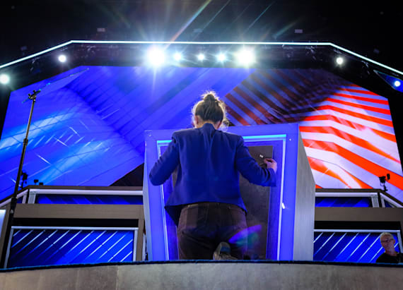 Democratic Party in chaos heading into convention
