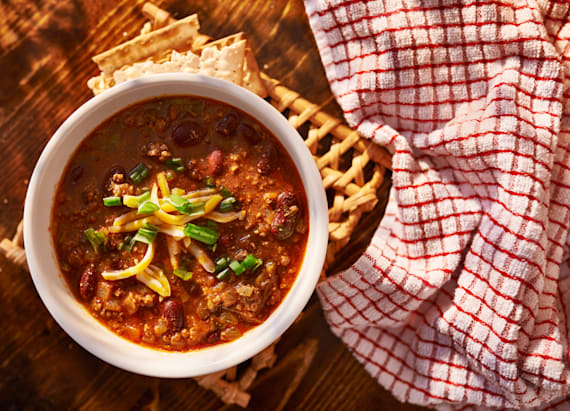 This chili is why Super Bowl Sunday exists