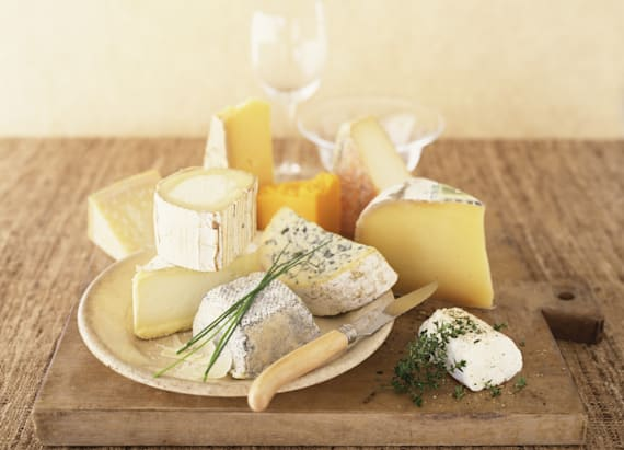 This new study may justify your love of cheese