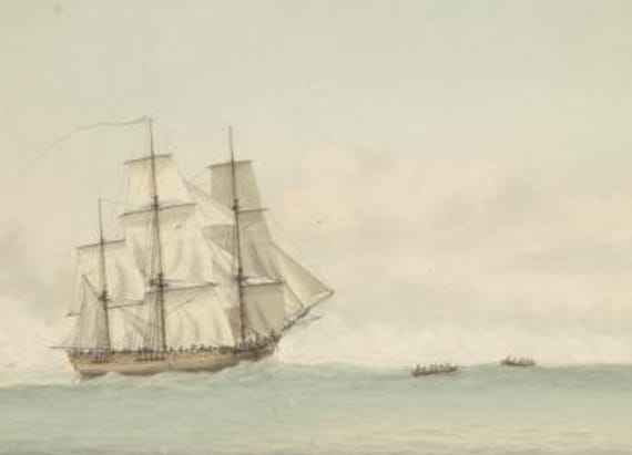 Explorer long lost ship believed to be found