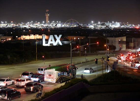 Police: Reports of gunfire at LAX were false alarm