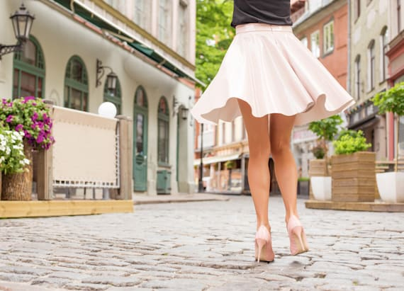 Court rules it's okay to film up women's skirts