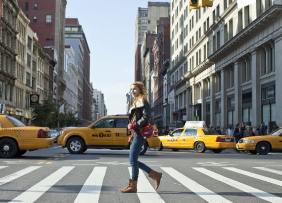 5 best cities for going car-free