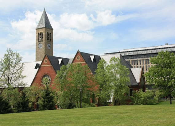 Student dead after stabbing on Cornell's campus