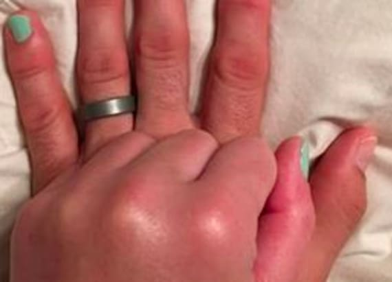 Reason man painted pinky nail will melt your heart