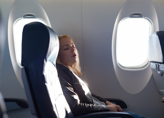 Why jet lag is worse traveling from west to east