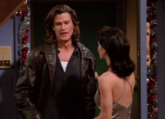 Remember Monica's boyfriend 'Fun Bobby'?