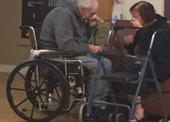 Couple of 62 years forced to separate