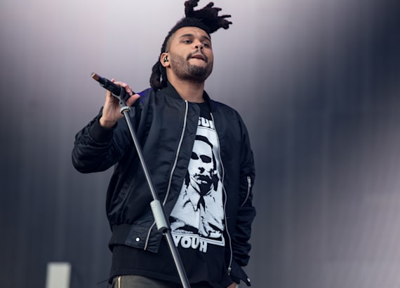 The Weeknd teases new music in Instagram post