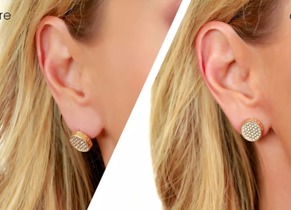 Give an instant lift to your earrings