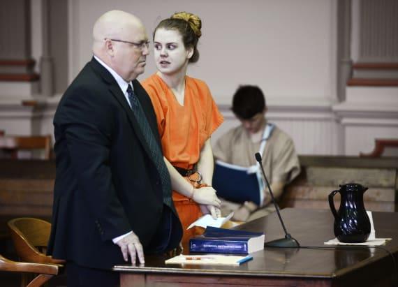 Sorority sister gets life in prison for killing baby
