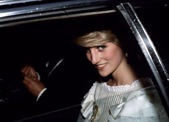 People pay tribute to Diana 19 years after her death