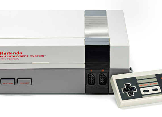 Nintendo will travel back in time