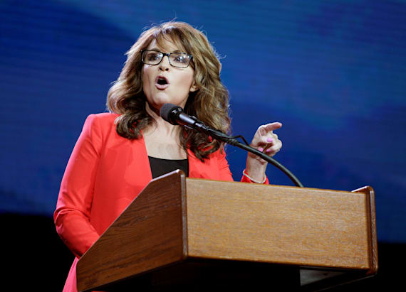 Palin predicts Trump's 2016 downfall over key issue