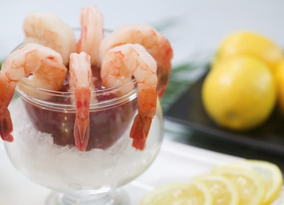 Here's why you should eat those shrimp shells